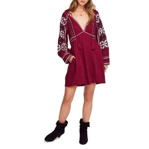 Free People All My Life Minidress NWT